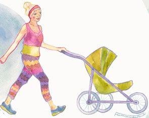 """Akcja """"Mama w ruchu"""""""