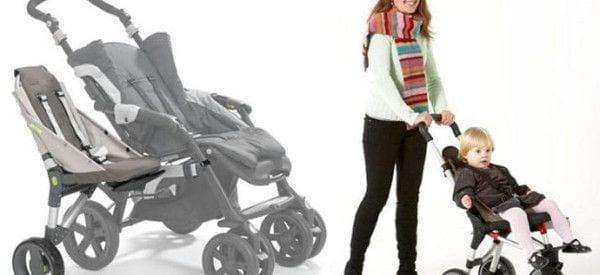 Dostawka do wózka dziecięcego BuggyPod