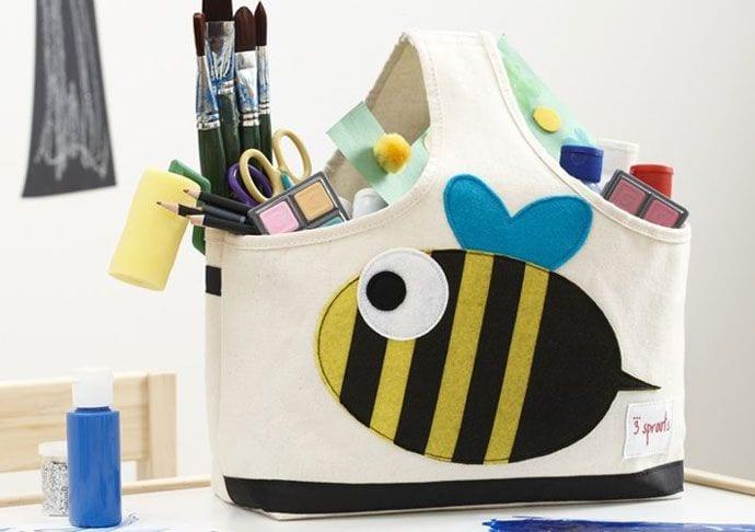 Pokój dziecka - stylowy i uporządkowany