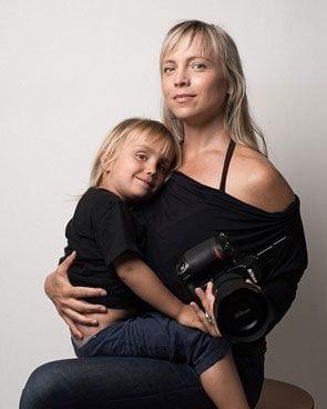 Matka karmi piersią 3,5 letnie dziecko