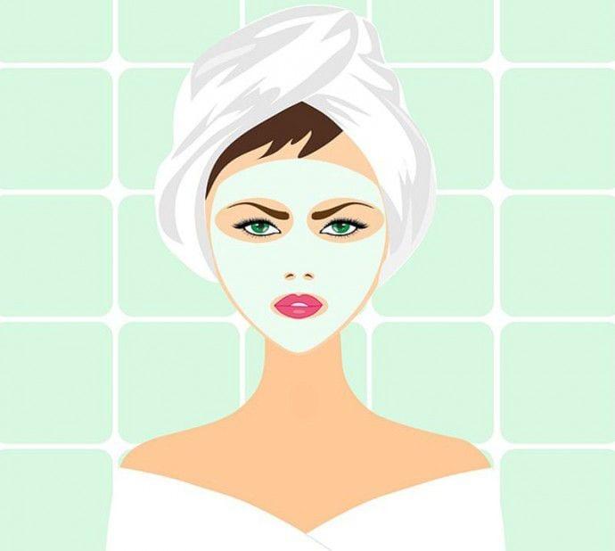 Zabieg organiczny na twarz, szyję i dekolt Organic Eksfoliation PRO