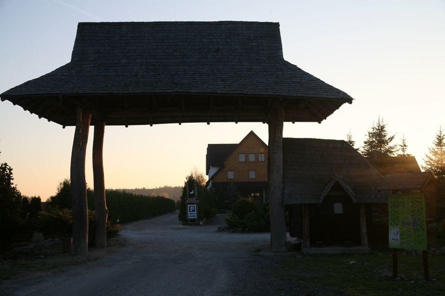 Reportaż – jesienny wypad na Rancho Pod Bocianem