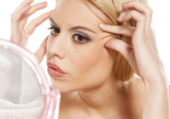 Jakie są objawy starzenia się skóry?