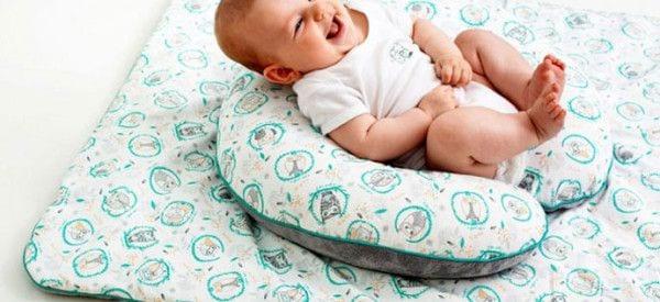 Poduszka do karmienia - wsparcie dla mamy i dziecka