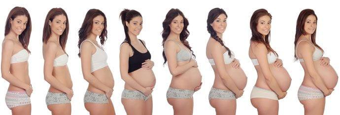 Ciąża tydzień po tygodniu – pierwszy tydzień ciąży