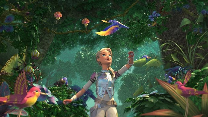 Nowe przygody Barbie – Barbie: Gwiezdna przygoda