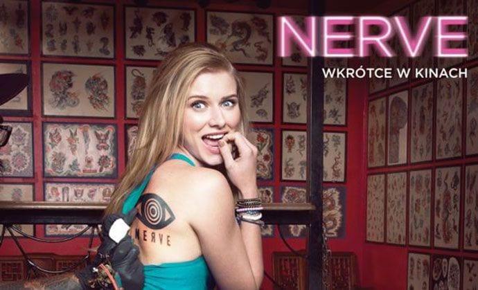 """""""Nerve"""" – jesteś graczem czy obserwatorem"""