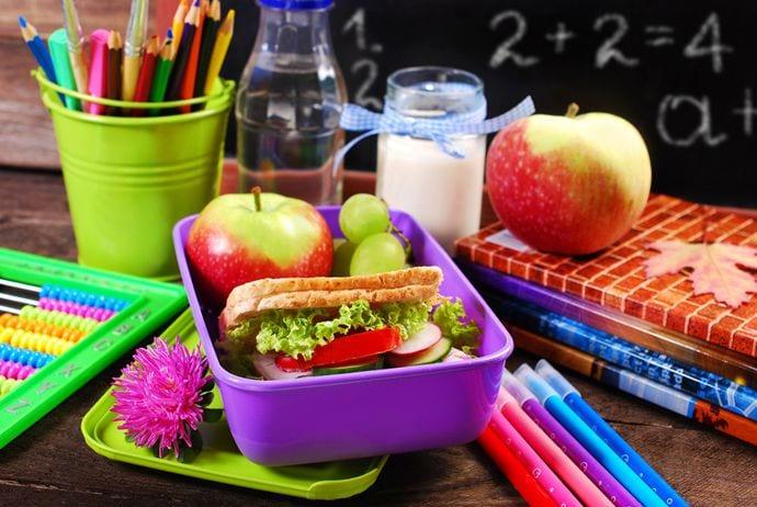 Uboga dieta? Słabe wyniki w szkole