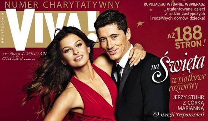 Anna Lewandowska i Robert Lewandowski zostaną rodzicami córki!