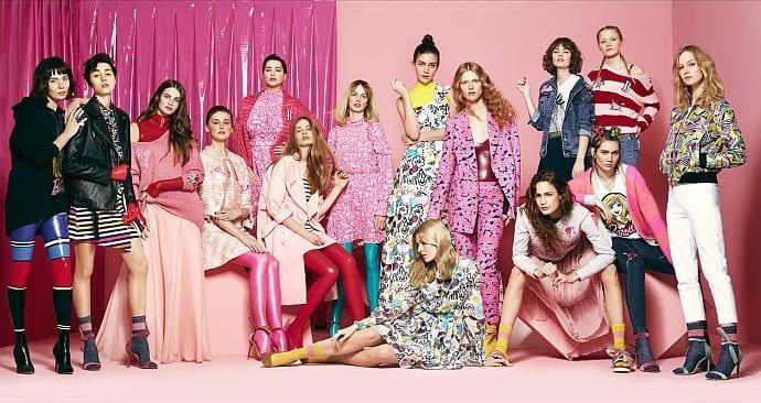 Kolekcja ubrań zainspirowana stylem Barbie