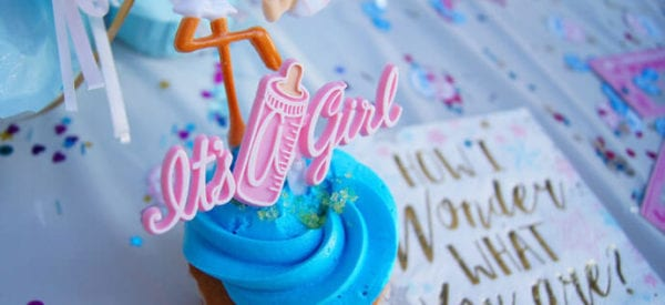 Dekoracje na baby shower - przygotuj wyjatkową imprezę