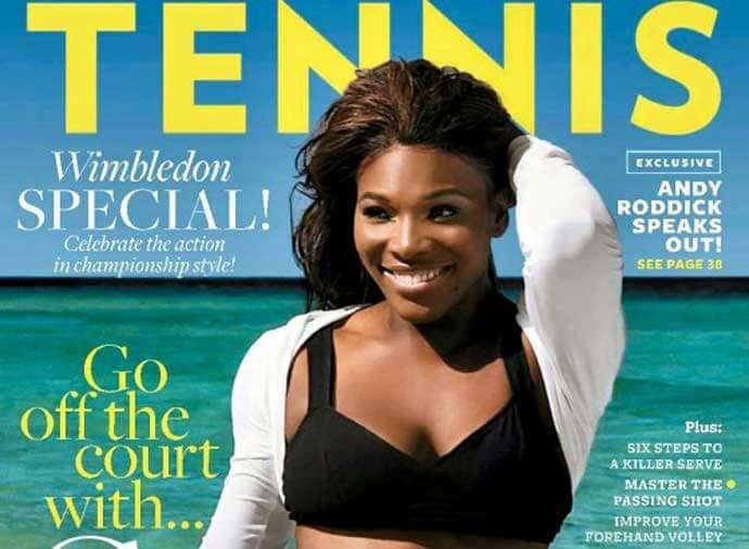 Serena Williams jest w ciąży!