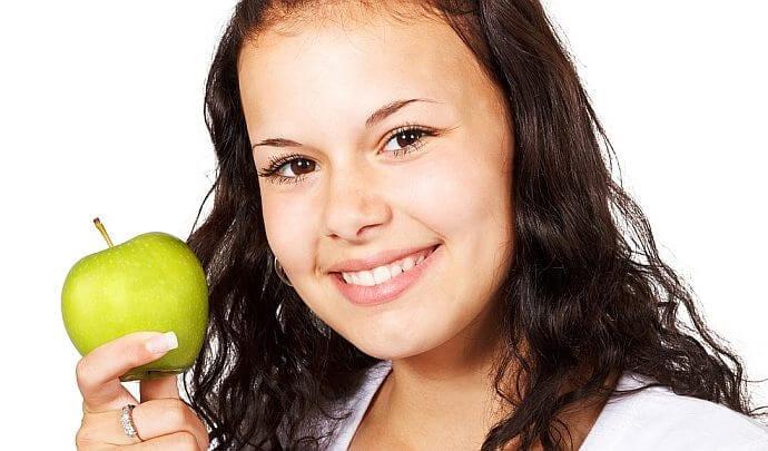 Jedz warzywa i owoce – to droga do szczęścia