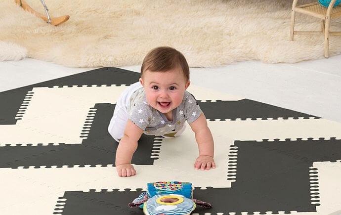 Bezpieczna przestrzeń dla dziecka w zgodzie z estetycznym wystrojem?