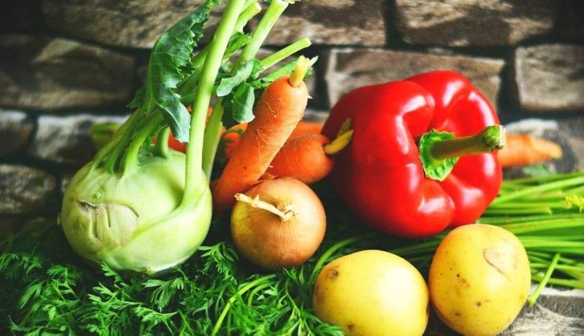 Warzywa i owoce wpływają na poziom szczęścia