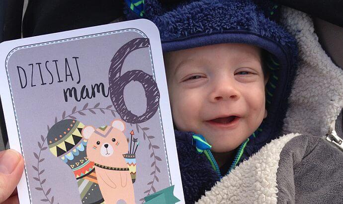Karty do zdjęć – stwórz oryginalne pamiątki z pierwszego roczku dziecka