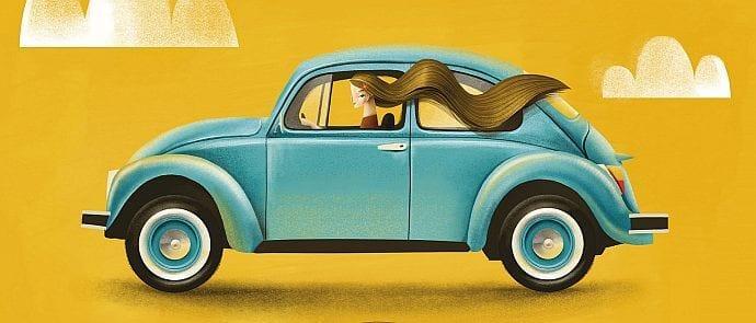 Czas na odjazdowe historie samochodowe dla dzieci