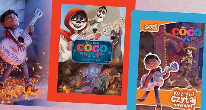Miguel – nowy bohater dziecięcej wyobraźni