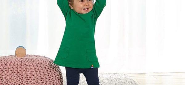 Baza na każdą porę roku, czyli jak ubrać małe dziecko?