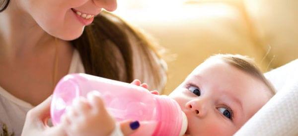 ABC karmienia dziecka w pierwszych miesiącach życia
