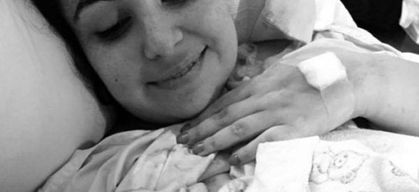Australijska blogerka dodaje odwagi mamom bojącym się porodu