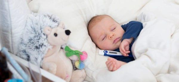 Przeziębienie u dziecka - jak sobie z nim radzić?