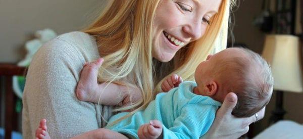 Jak poradzić sobie po porodzie?