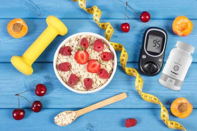 Zima z cukrzycą