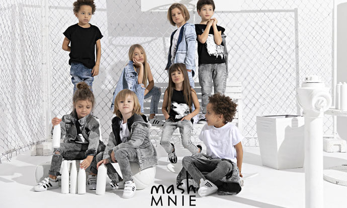 Moda w dziecięcym świecie