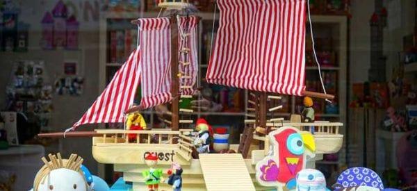 Zabawki edukacyjne - najlepszy prezent dla najmłodszych