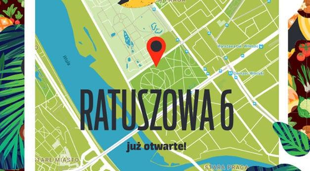 Ratuszowa 6 – tu się zrelaksujesz w Warszawie