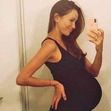Dorota Czaja została ponownie mamą