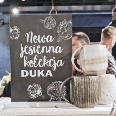 Premiera kolekcji DUKA Jesień 2018 w Hali Koszyki