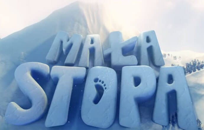 """""""Mała stopa"""" – świetny film dla dzieci"""