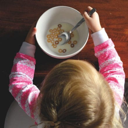 Sposób na niejadka - jak pobudzić apetyt u dziecka?