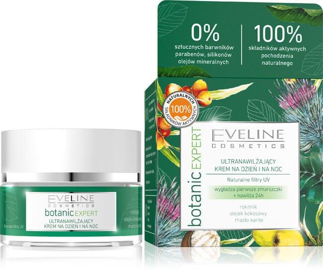Eveline Cosmetics krem ultranawilżający