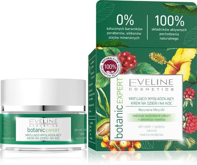 Eveline Cosmetics krem matujący