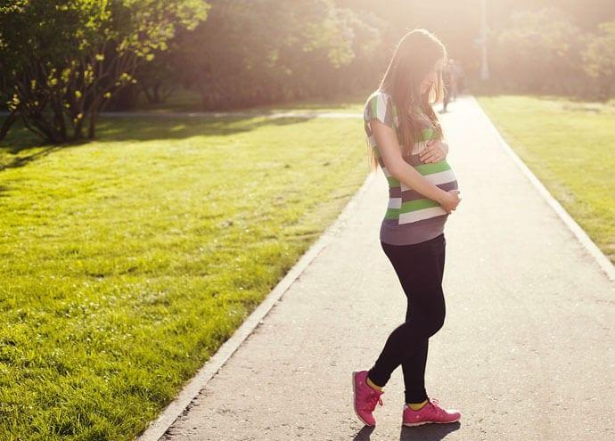 Piąty miesiąc, czyli półmetek ciąży