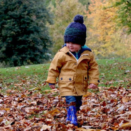 Odzież chłopięca na jesień i zimę