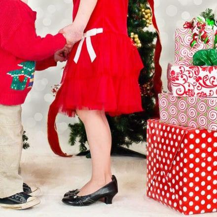 Kreatywny prezent pod choinkę dla malucha - co wybrać?