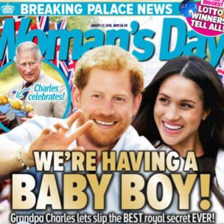 Meghan Markle urodziła synka!