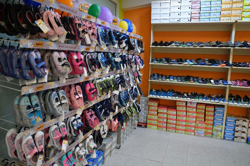 e-buty dla dzieci