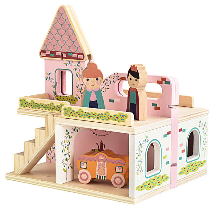 zabawki drewniane na prezent