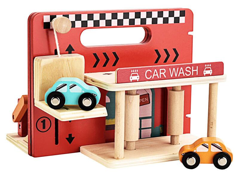 zabawki drewniane dla chłopca
