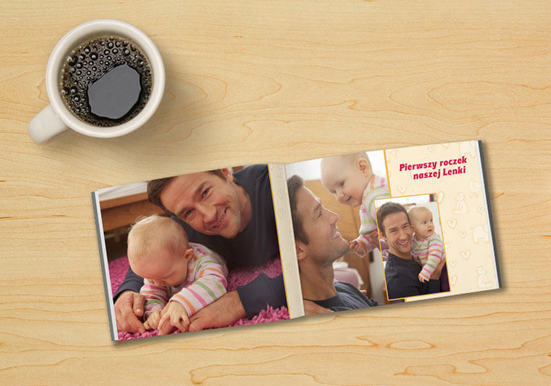 fotoksiążka album rodzinny