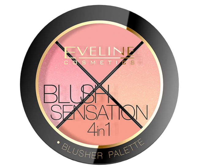 Paleta róży Blush Sensation
