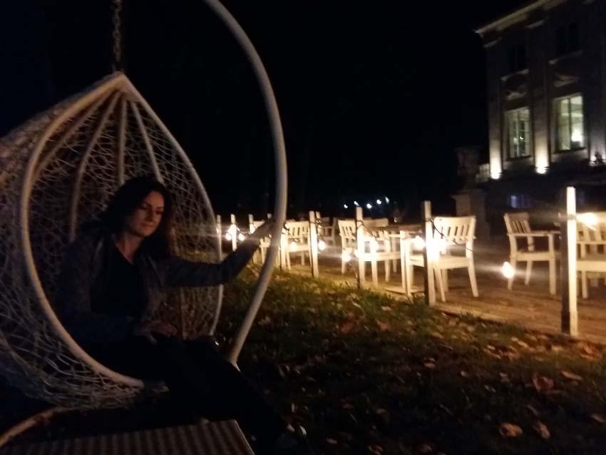 wieczór Pałac Alexandrinum