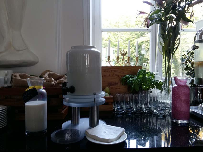 śniadanie Pałac Alexandrinum