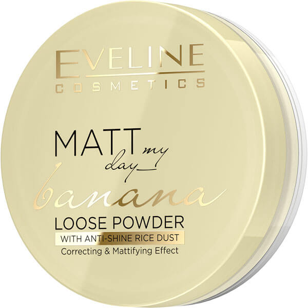 Puder Matt My Day