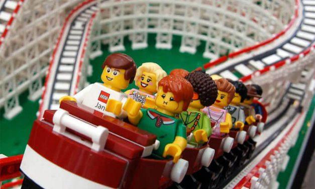 Wystawa budowli z klocków Lego. Zobacz imponujące budowle na PGE Narodowym